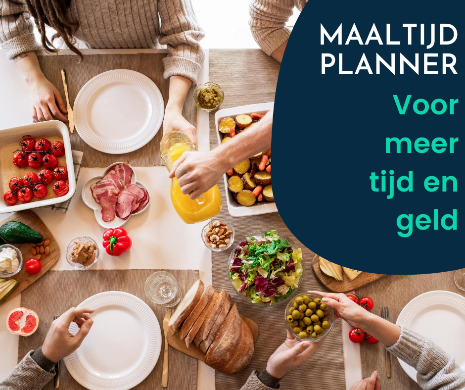 Week-of maandmenu deel 3